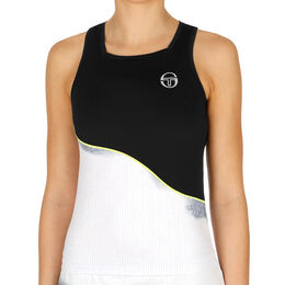 Grid-Coast Tank Top Women