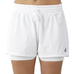 Woven 2in1 Shorts Women