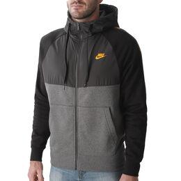 Sportswear Hybrid Full-Zip Hoodie Men