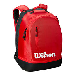 Team Backpack red/black