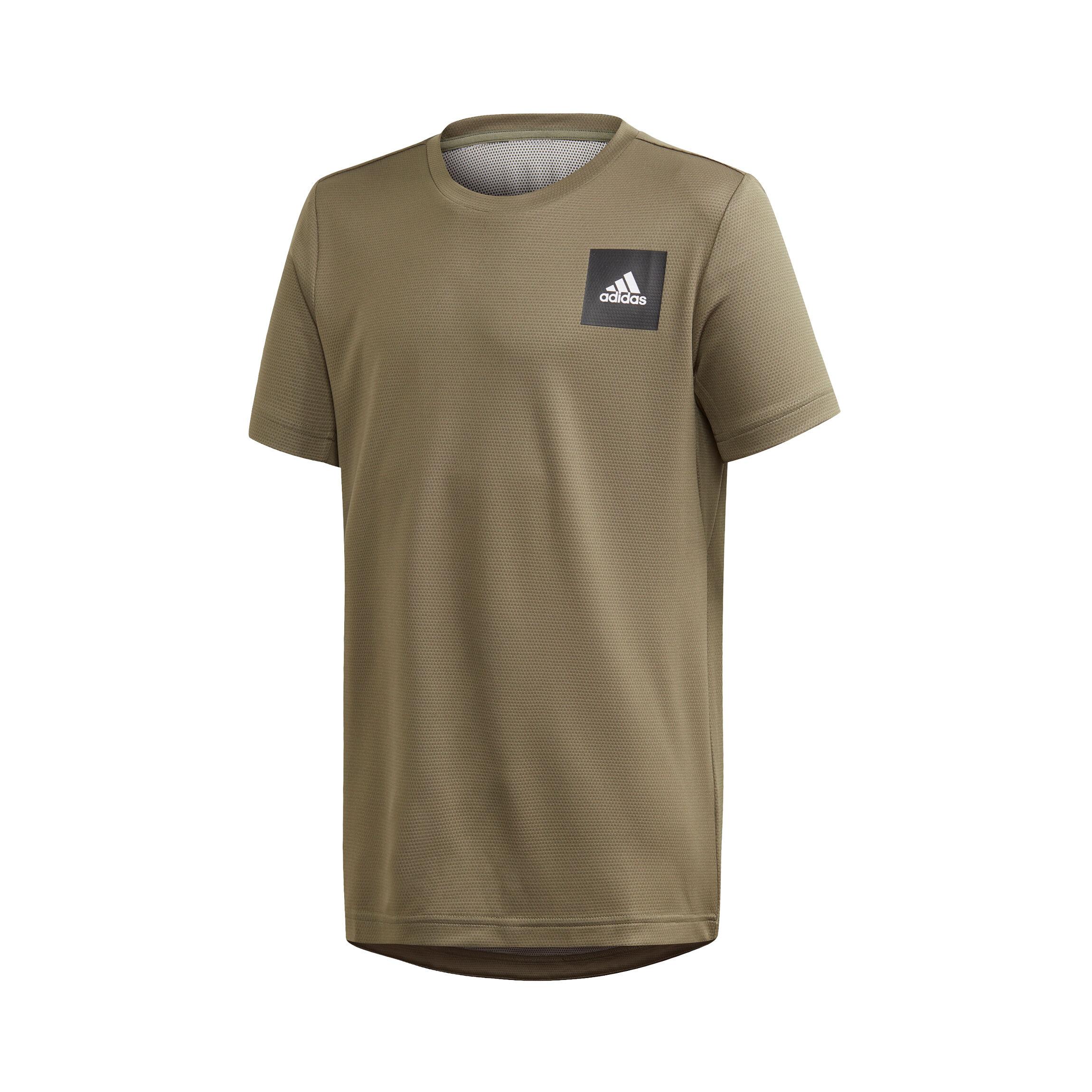 adidas Jungen T-Shirt Aeroready