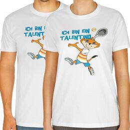 Talentino T-Shirt Erwachsene