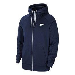 Modern Full Zip Sweatjacket